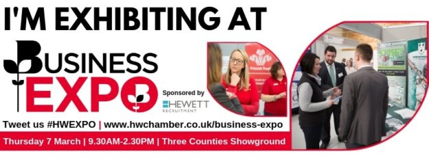 Visit the BNI stand the Chamber Expo