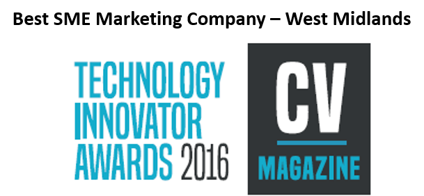 Aardvark Marketing Consultants | Technology Innovatopr award 2016 for Best SME Marketing company