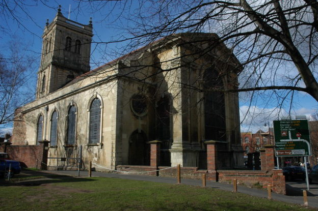 Aardvark Marketing Consultants | Business Community Carol service at All Saints