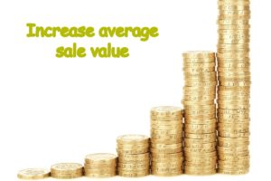 Aardvark Marketing Consultants Ltd | Increase average sale