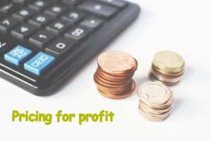 Aardvark Marketing Consultants Ltd | Pricing for profit