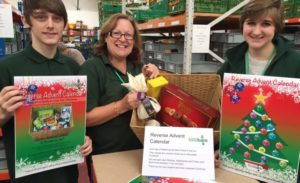 Aardvark Marketing Consultants | Worcester Foodbank Christmas appeal