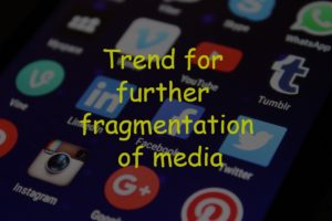 Aardvark Marketing Consultants | 2020's will see more fragmentation of media channels