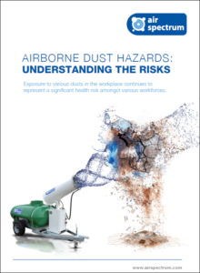 Aardvark Marketing Consultants | Air Spectrum case study, white paper about airborne dust hazards