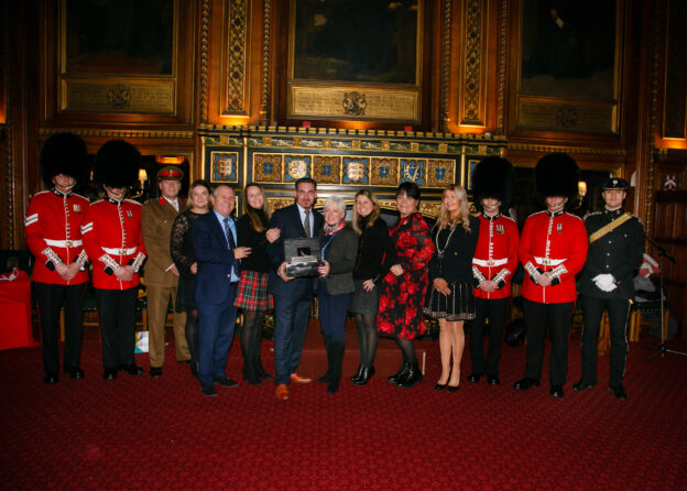Aardvark Marketing Consultants | Dreams and Wishes charity and The Connection at the Houses of Parliament